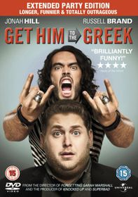 Get Him to the Greek - (Import DVD)
