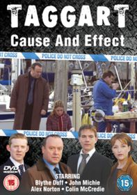 Taggart - Cause And Effect - (Import DVD)