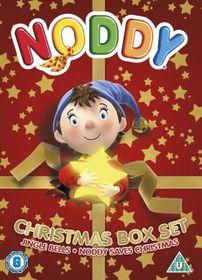 Noddy Christmas Box Set - (Import DVD)