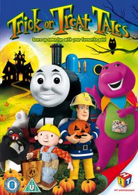 Hit Favourites: Trick Or Treat Tales (DVD)
