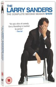 The Larry Sanders Show - Complete Season 2 - (Import DVD)
