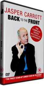 Jasper Carrott - Back To The Front - (Import DVD)