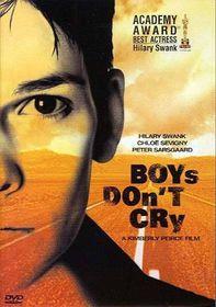 Boys Don't Cry (1999)(DVD)