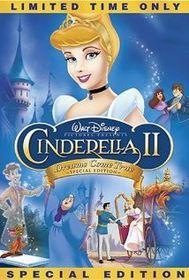 Cinderella II Dreams Come True Special Edition (DVD)