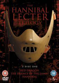 Hannibal Lecter Trilogy - (Import DVD)