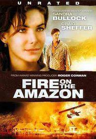 Fire on the Amazon - (Region 1 Import DVD)