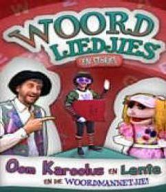 Oom Karoolus en Lente - Woordeliedjies en Stories (CD/DVD)