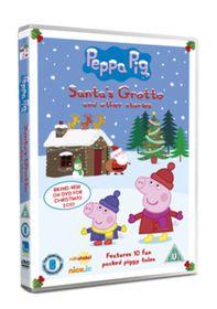 Peppa Pig - Santa's Grotto (DVD)