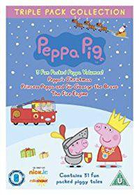 Peppa Pig: Triple Pack (DVD)