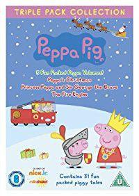 ... Peppa Pig: Triple Pack (DVD)