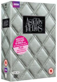 Absolutely Fabulous: Absolutely Everything Box Set (DVD)