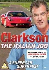 Clarkson: The Italian Job (DVD)