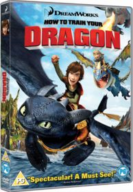 How To Train Your Dragon - (Import DVD)