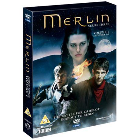 e970418041e Merlin - Series 3 - Vol. 1 - (Import DVD)