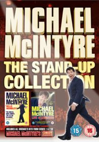 Michael McIntyre - Stand-Up Comedy Collection - (Import DVD)
