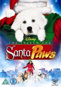 Santa Paws - (Import DVD)
