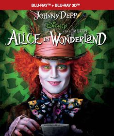 Alice in Wonderland: Super Set 3D  (2010) (3D Blu-ray)