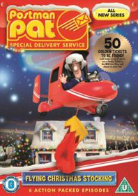 Postman Pat - Special Delivery Service: Flying Christmas Stocking (DVD)