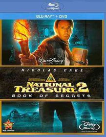 National Treasure 2:Book of Secrets - (Region A Import Blu-ray Disc)