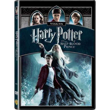 Harry Potter And The Half Blood Prince 2009 Dvd Buy Online In South Africa Takealot Com