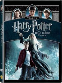 Harry Potter and the Half-Blood Prince (2009)(DVD)