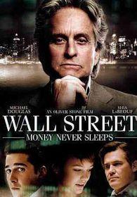 Wall Street:Money Never Sleeps - (Region 1 Import DVD)