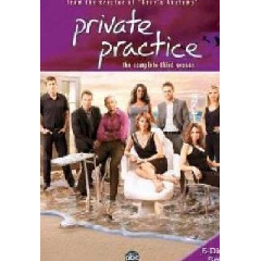Private Practice Season 3 (DVD)