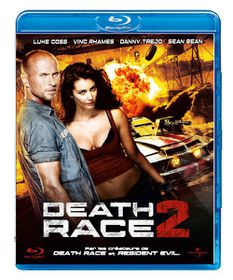 Death Race 2 (2010) (Blu-ray)