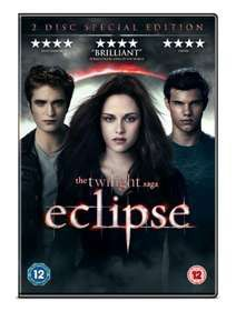 The Twilight Saga: Eclipse (Double Disc) (DVD)