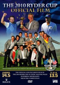 Ryder Cup: 2010 - Official Film - 38th Ryder Cup (DVD)