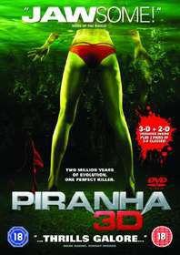Piranha 3D (DVD)