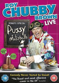 Improbable. Roy chubby brown online apologise