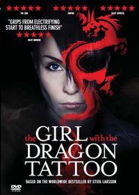 Girl with the Dragon Tattoo (2009) (DVD)