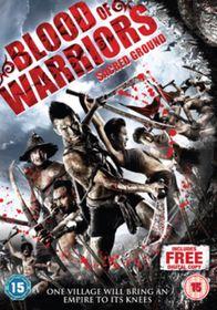 Blood of Warriors - (Import DVD)