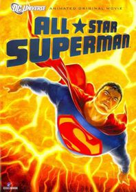 All Star Superman - (Region 1 Import DVD)