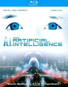 Ai Artificial Intelligence - (Region A Import Blu-ray Disc)