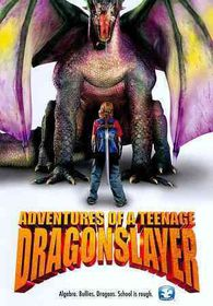 Adventures of a Teenage Dragon Slayer - (Region 1 Import DVD)