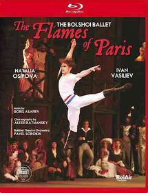 Flames of Paris - (Region A Import Blu-ray Disc)