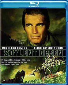Soylent Green - (Region A Import Blu-ray Disc)