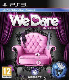 We Dare (PS3) *PS3 Move Controller Required
