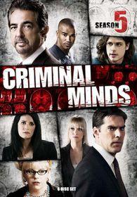 Criminal Minds Season 5 (DVD)