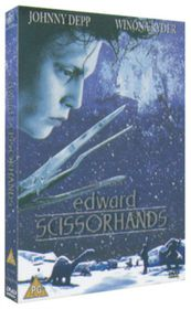 Edward Scissorhands (Import DVD)