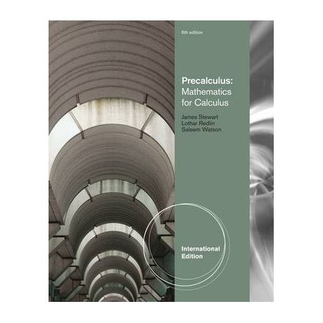 Precalculus 6th Edition Buy Online In South Africa Takealot Com