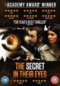The Secret in Their Eyes - (Import DVD)