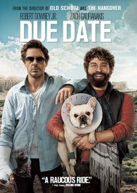 Due Date (2010)(DVD)