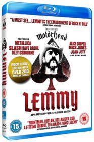 Lemmy - (Import Blu-ray Disc)