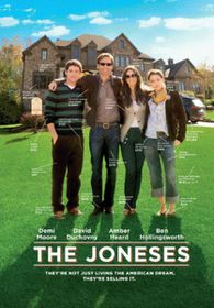 The Joneses (2009) (DVD)