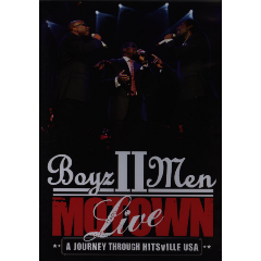 Boyz Ii Men - Motown Live: A Journey Through Hitsville USA (DVD)