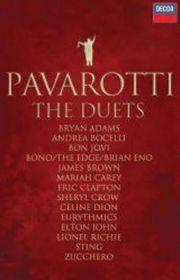 Luciano Pavarotti - Duets (DVD)