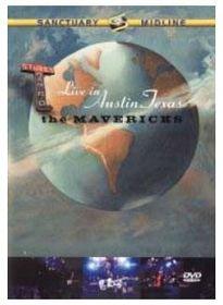 Mavericks - Live In Austin Texas (DVD)